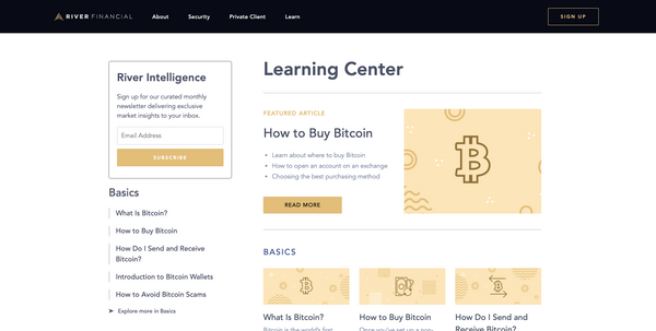 Introducing River Learn